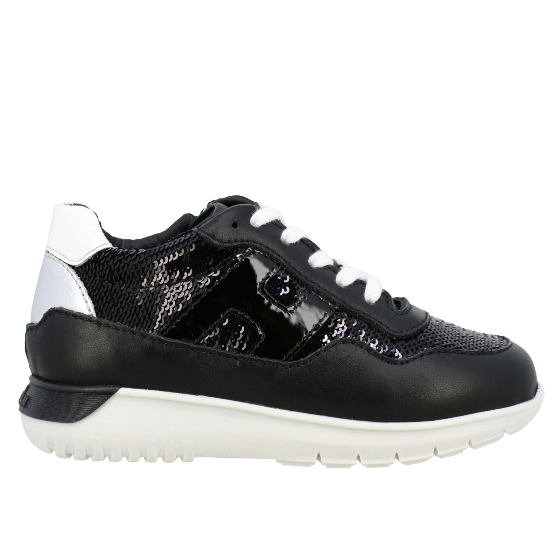 Shoes kids Hogan Baby black 1
