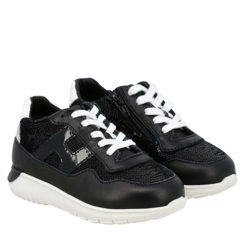 Shoes kids Hogan Baby black 2