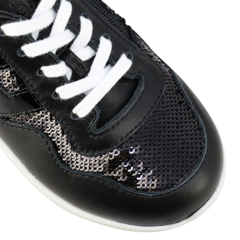 Shoes kids Hogan Baby black 4