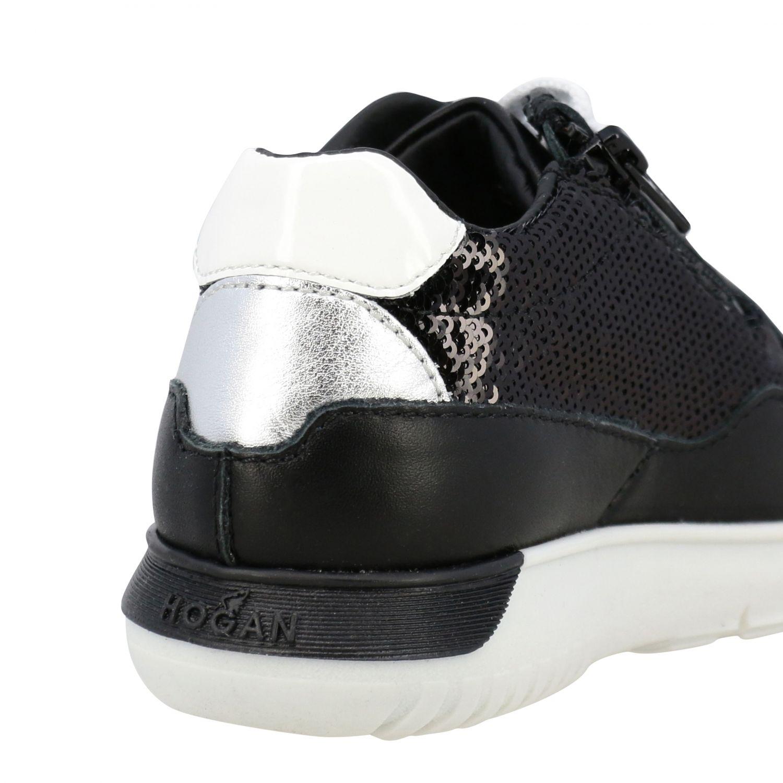 Shoes kids Hogan Baby black 5