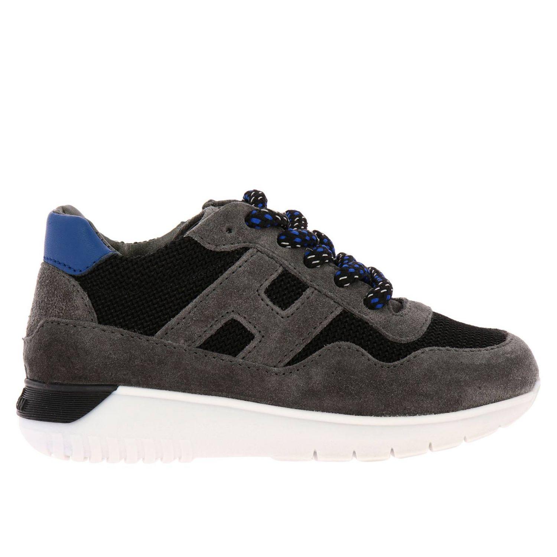 Обувь Hogan Baby: Обувь Детское Hogan Baby серый 1