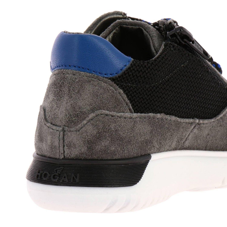 Обувь Hogan Baby: Обувь Детское Hogan Baby серый 4