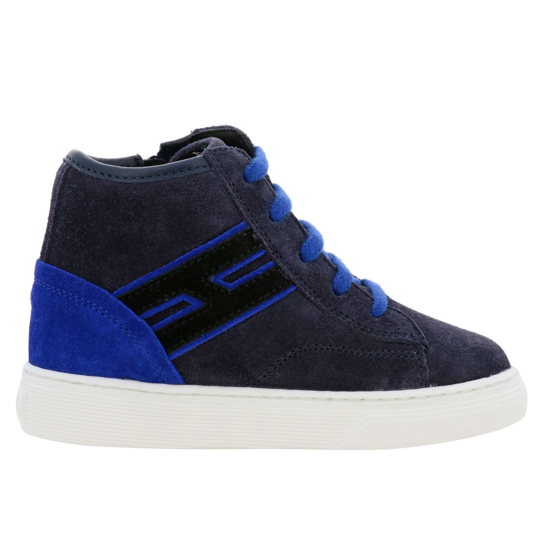 Shoes kids Hogan Baby blue 1
