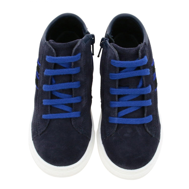 Shoes kids Hogan Baby blue 3