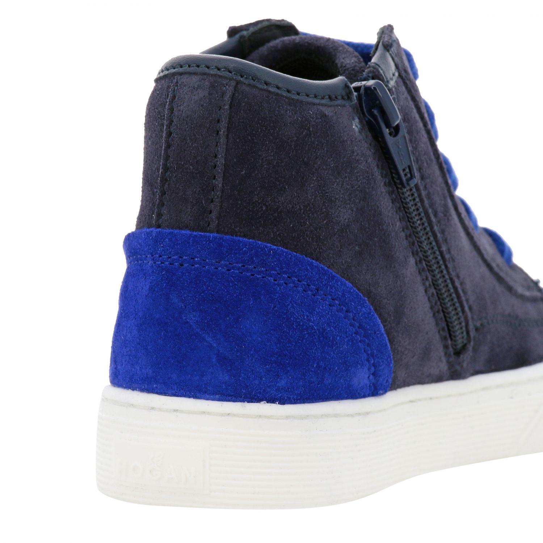 Shoes kids Hogan Baby blue 5