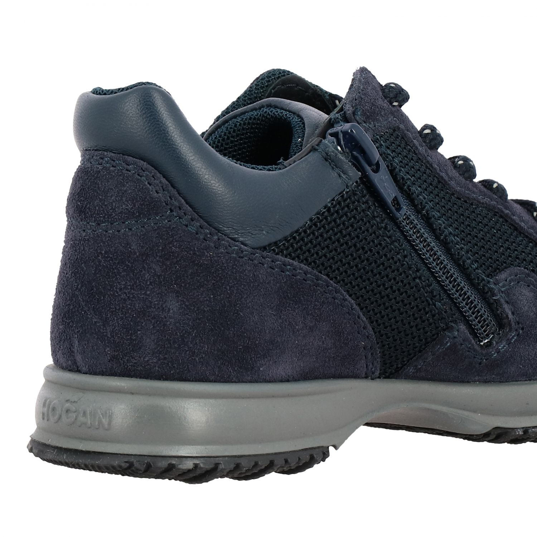 Zapatos niños Hogan Baby azul oscuro 5