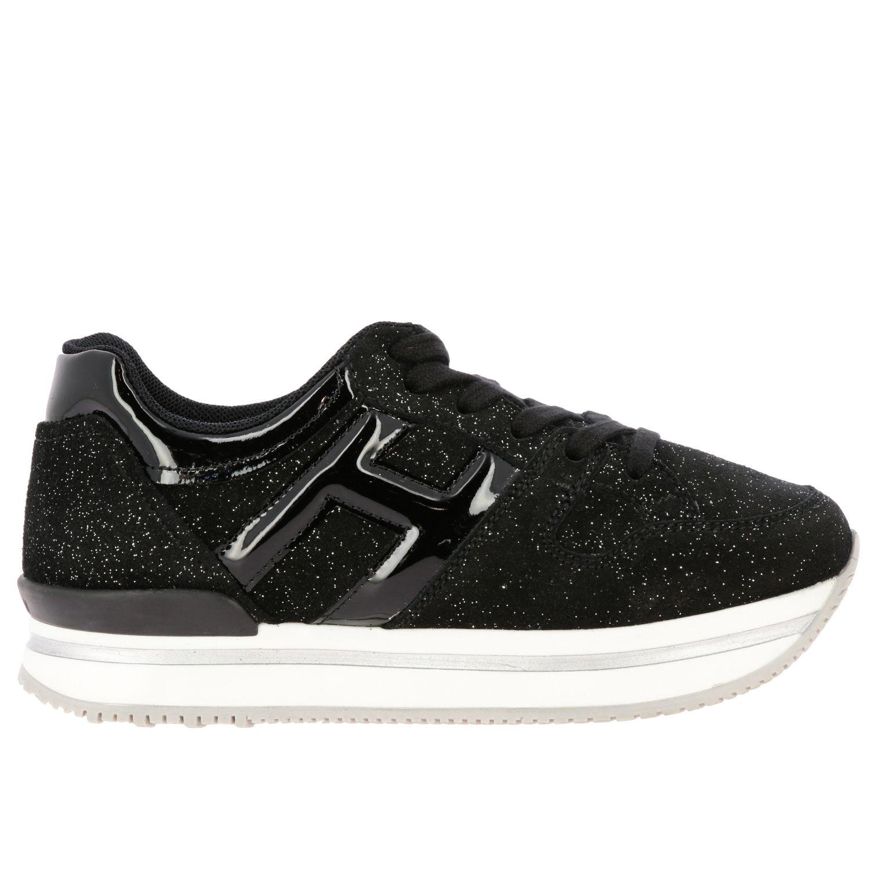 Shoes Hogan: Shoes kids Hogan black 1
