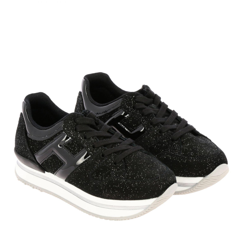 Shoes Hogan: Shoes kids Hogan black 2