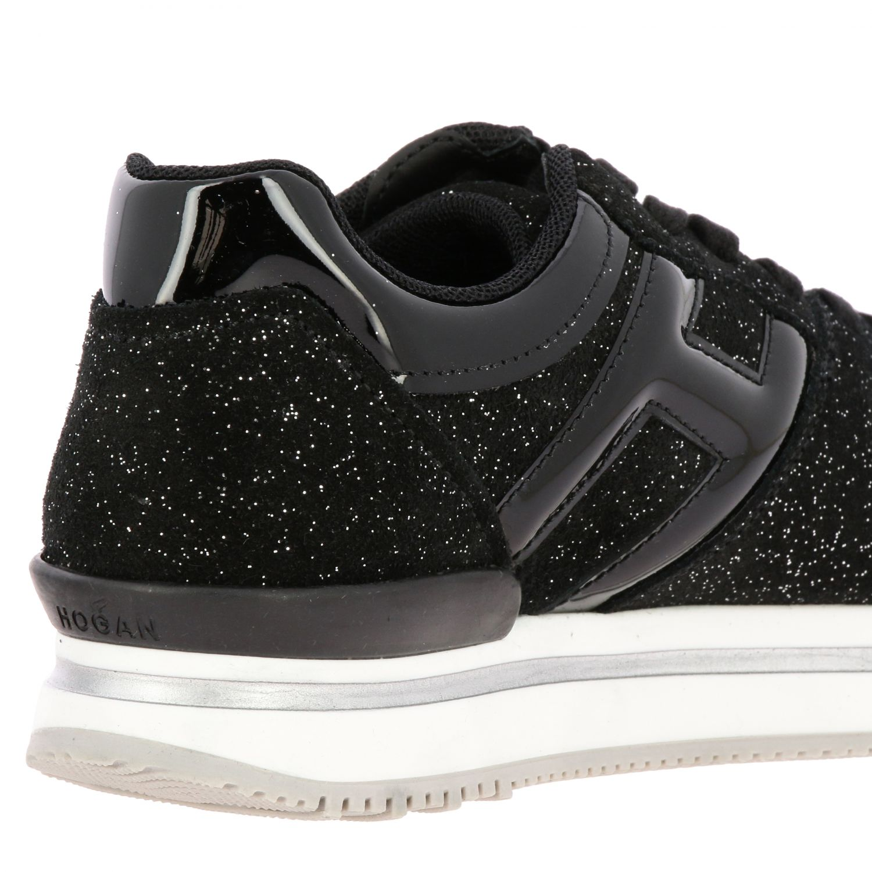 Shoes Hogan: Shoes kids Hogan black 5