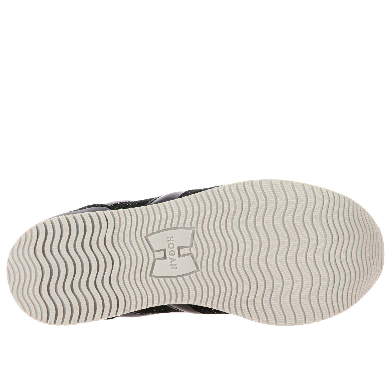 Shoes Hogan: Shoes kids Hogan black 6