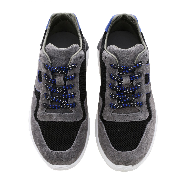 鞋履 儿童 Hogan 灰色 3