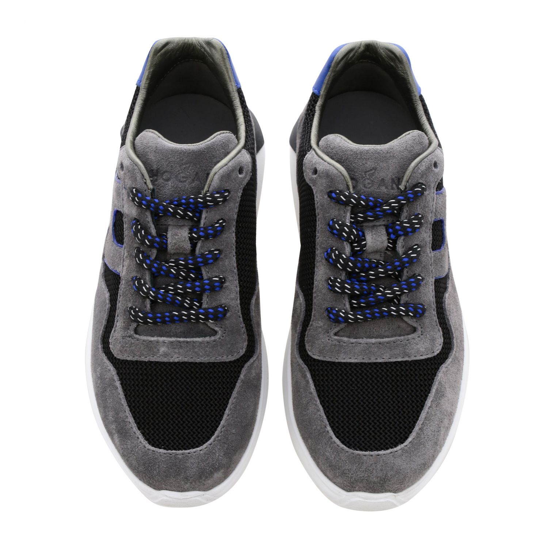 Shoes kids Hogan grey 3