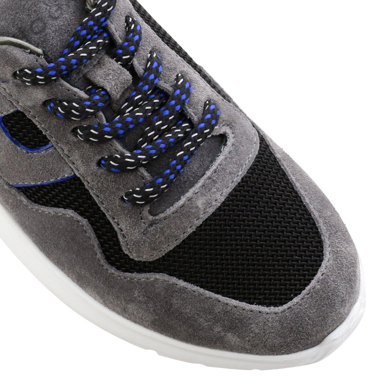 Shoes kids Hogan grey 4