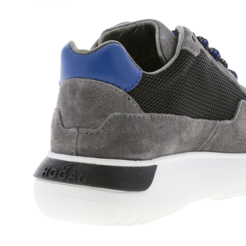 鞋履 儿童 Hogan 灰色 5