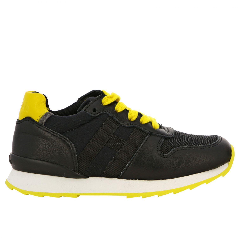 鞋履 儿童 Hogan 黑色 1