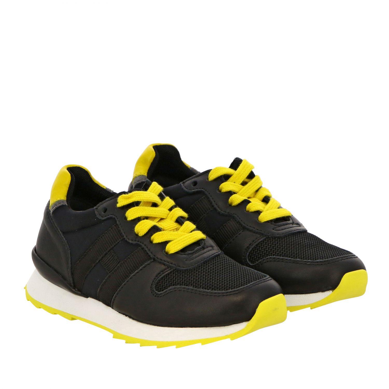 鞋履 儿童 Hogan 黑色 2
