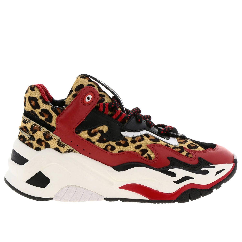 Обувь Женское Just Cavalli красный 1