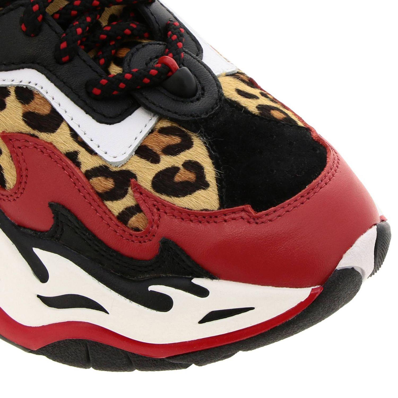 Обувь Женское Just Cavalli красный 3