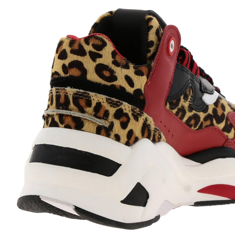 Обувь Женское Just Cavalli красный 4