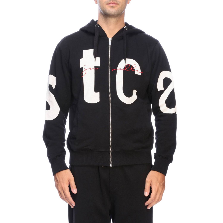 Sweater men Just Cavalli black 1
