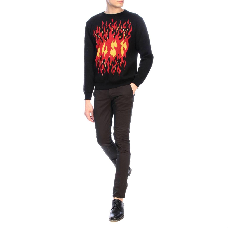 Pullover herren Just Cavalli schwarz 2