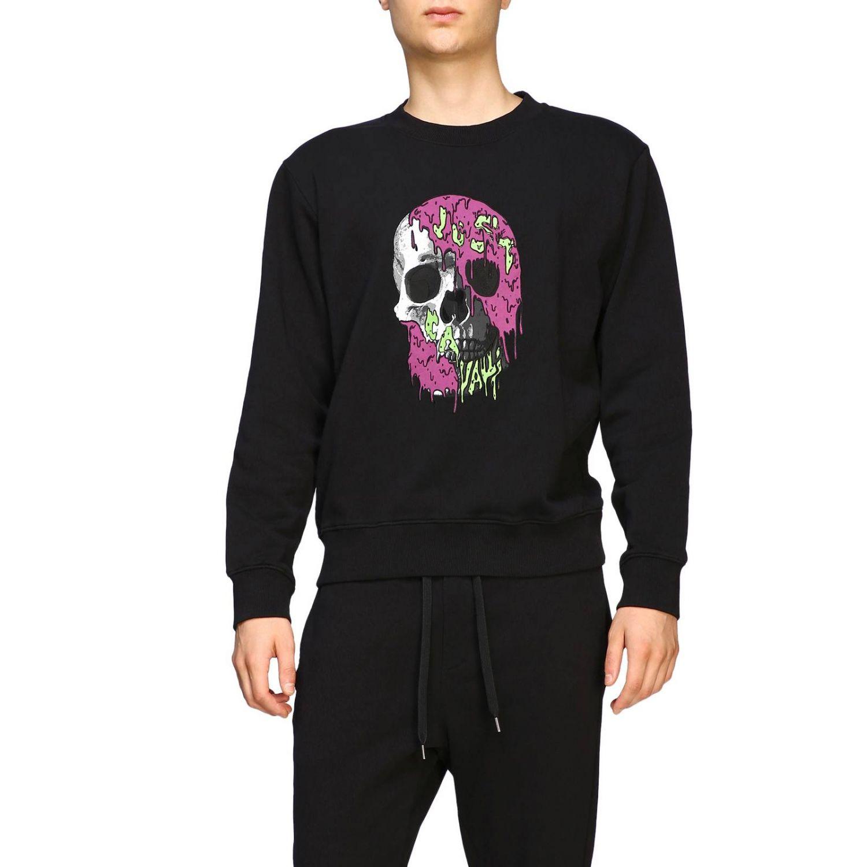 Pullover damen Just Cavalli schwarz 1