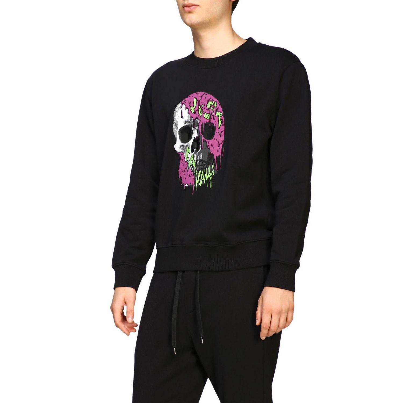Pullover damen Just Cavalli schwarz 4