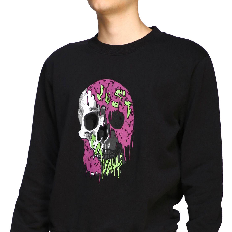 Pullover damen Just Cavalli schwarz 5