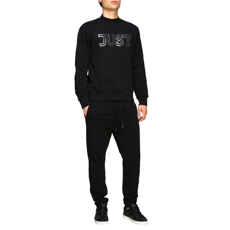 Pullover damen Just Cavalli schwarz 2