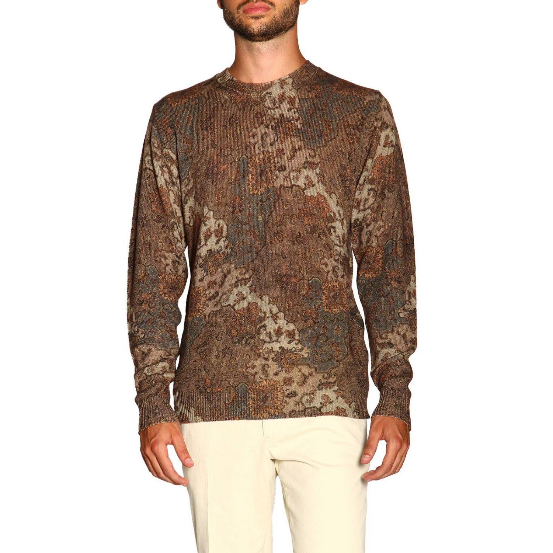 Sweater men Etro beige 1