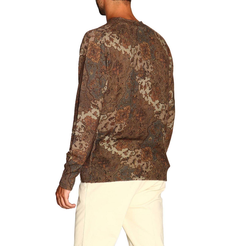 Sweater men Etro beige 3