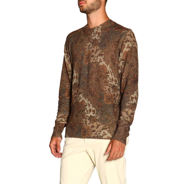 Sweater men Etro beige 4