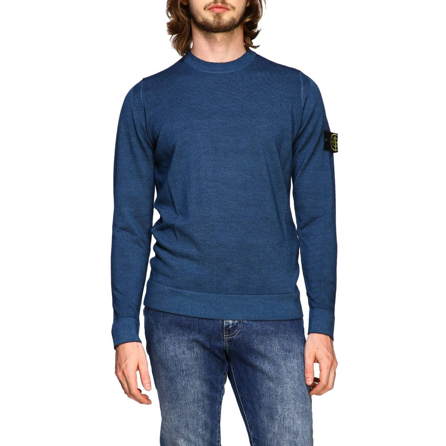 Pull homme Stone Island avion 1