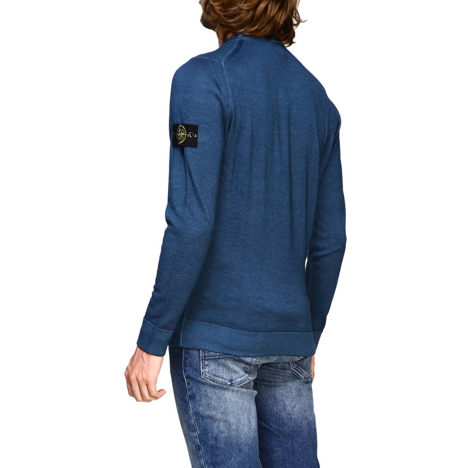 Pull homme Stone Island avion 3