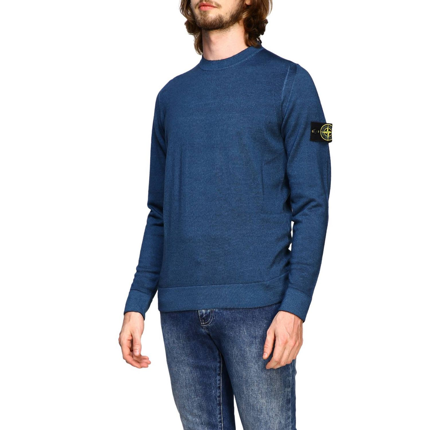 Pull homme Stone Island avion 4