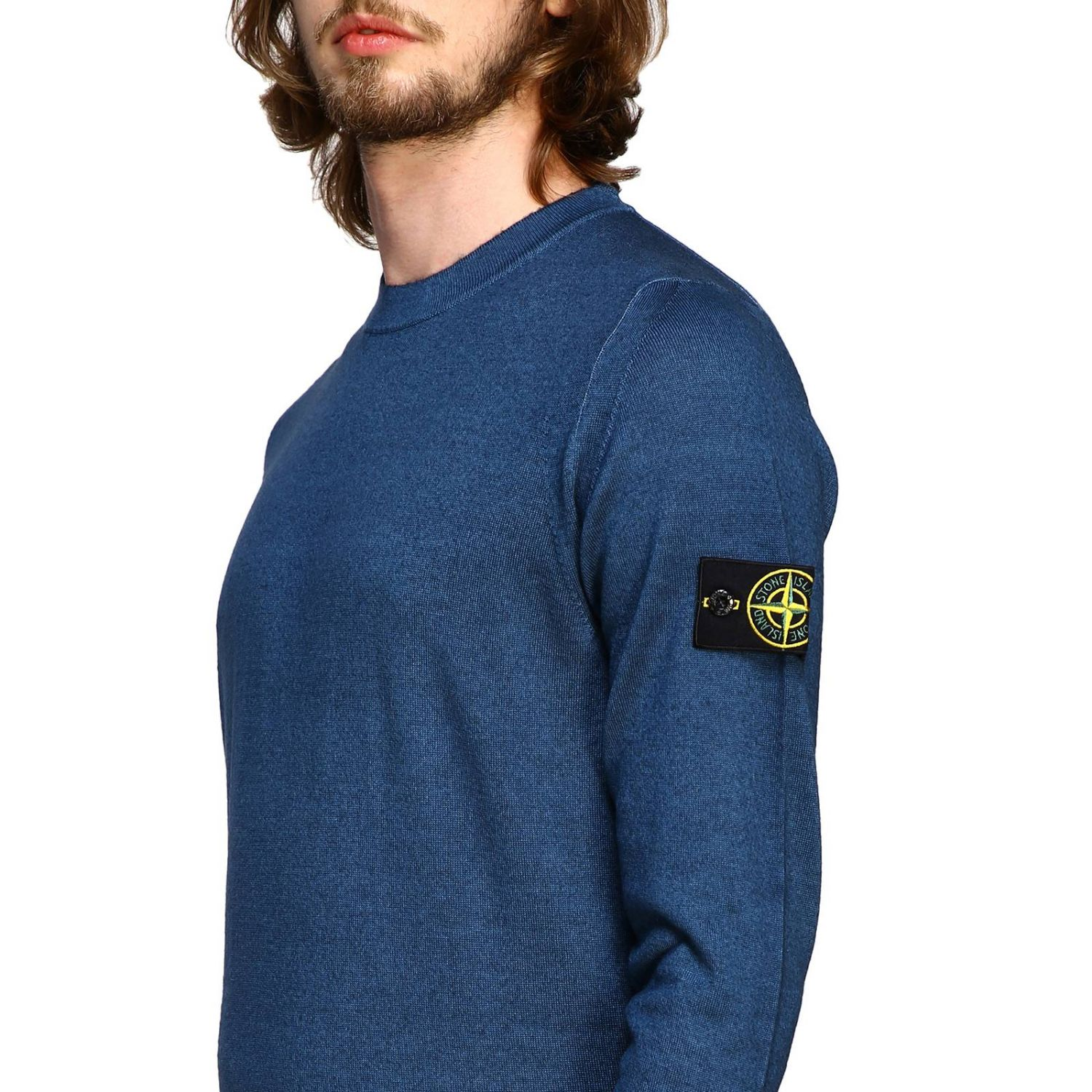 Pull homme Stone Island avion 5