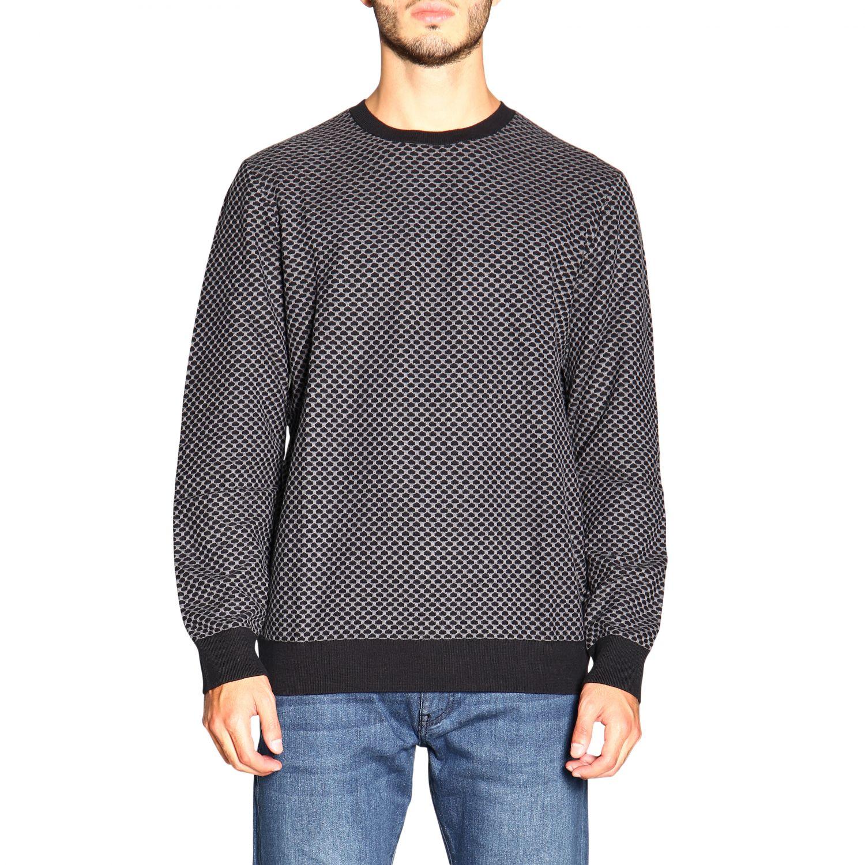 Sweater men Armani Exchange black 1