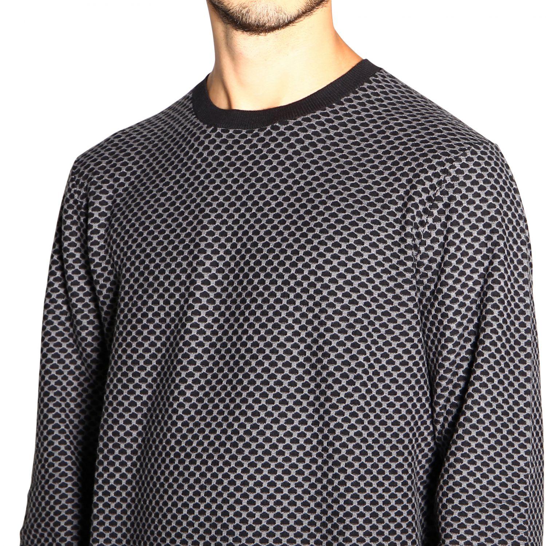 Sweater men Armani Exchange black 5