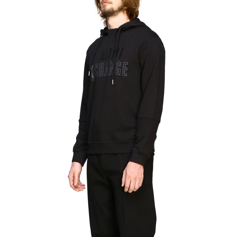 Sweater men Armani Exchange black 4