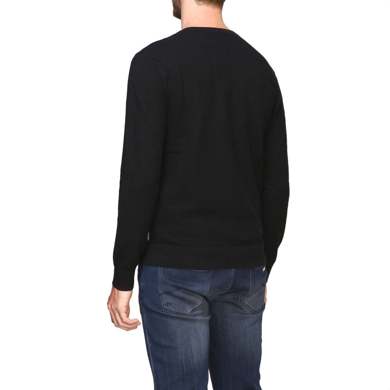Sweater Armani Exchange: Sweater men Armani Exchange black 3