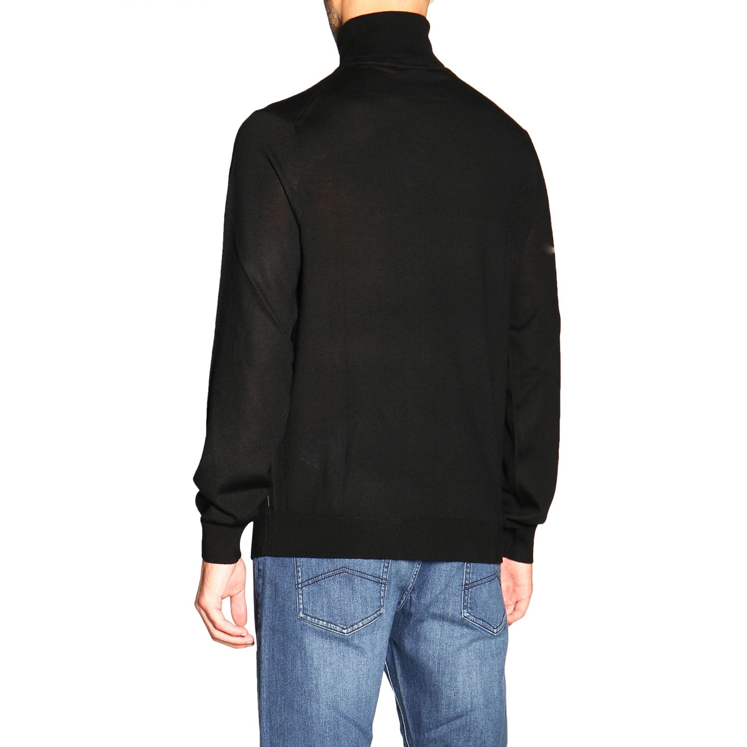 Sweater men Armani Exchange black 3