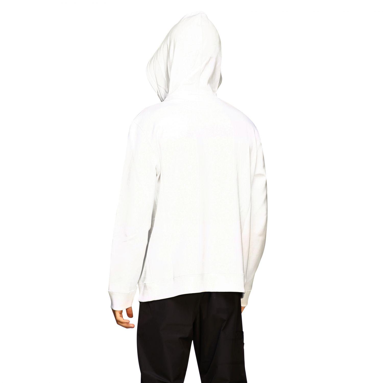 Valentino 2099印花连帽卫衣 白色 3