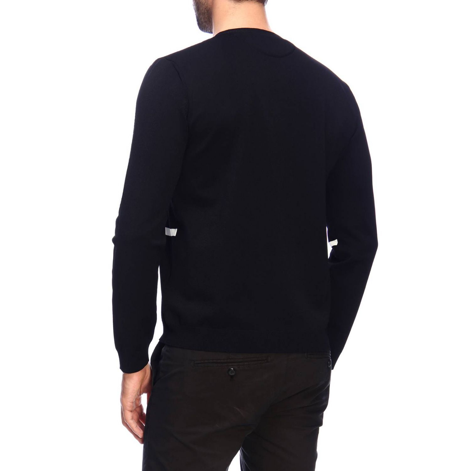 Jumper men Valentino black 3