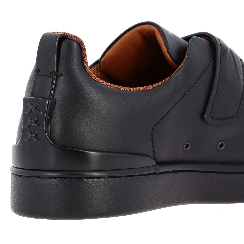 Trainers Ermenegildo Zegna: Shoes men Ermenegildo Zegna black 5