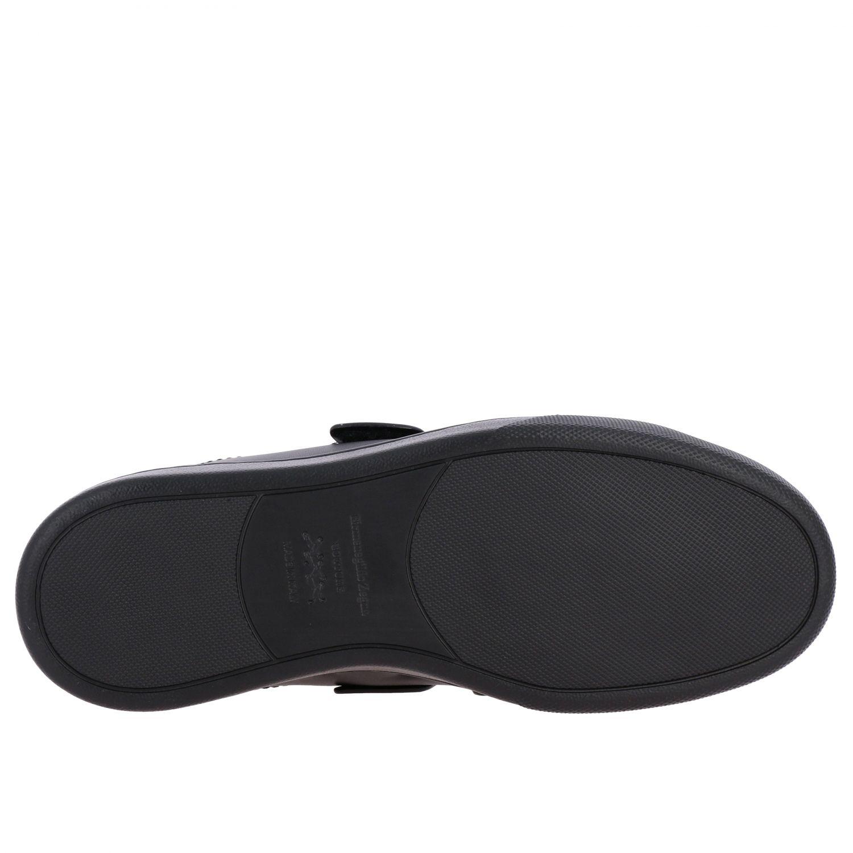 Trainers Ermenegildo Zegna: Shoes men Ermenegildo Zegna black 6