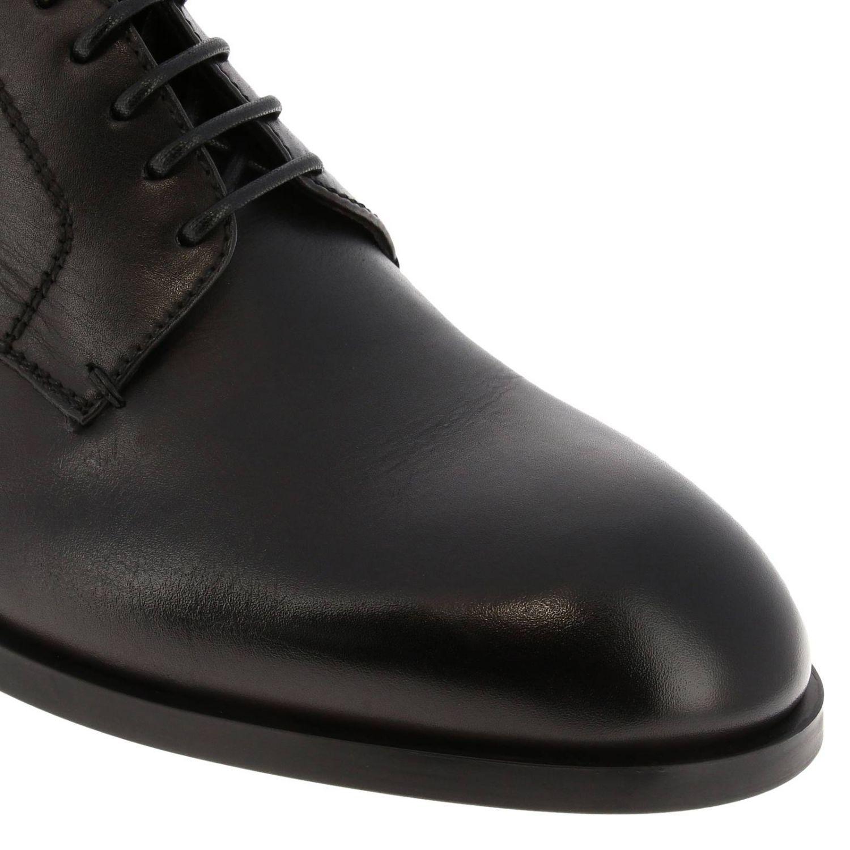 Brogue shoes Ermenegildo Zegna: Shoes men Ermenegildo Zegna black 3