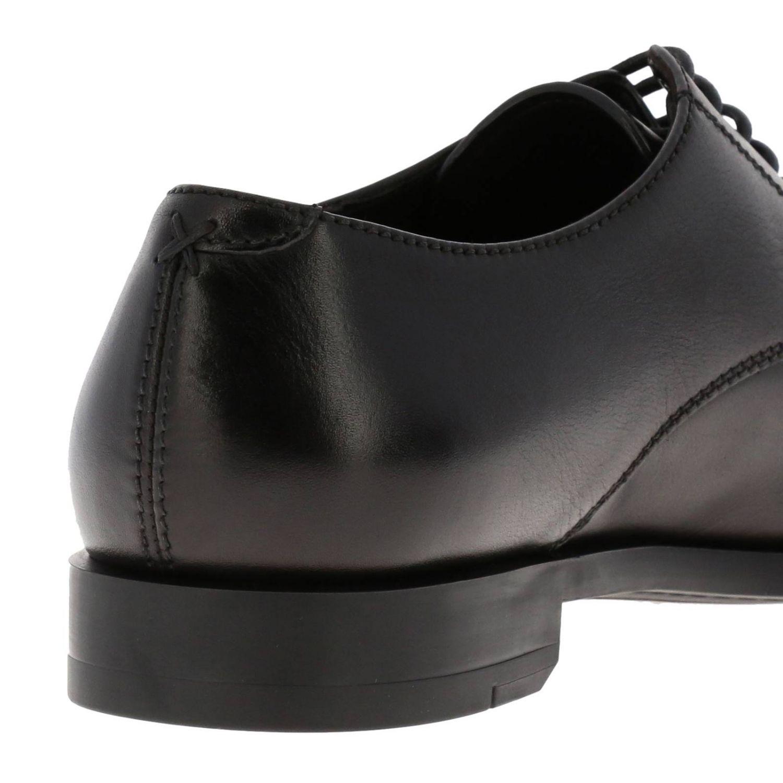 Brogue shoes Ermenegildo Zegna: Shoes men Ermenegildo Zegna black 4