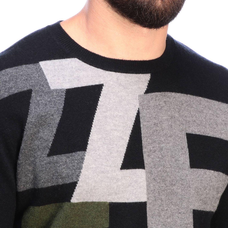 Jumper men Z Zegna black 4