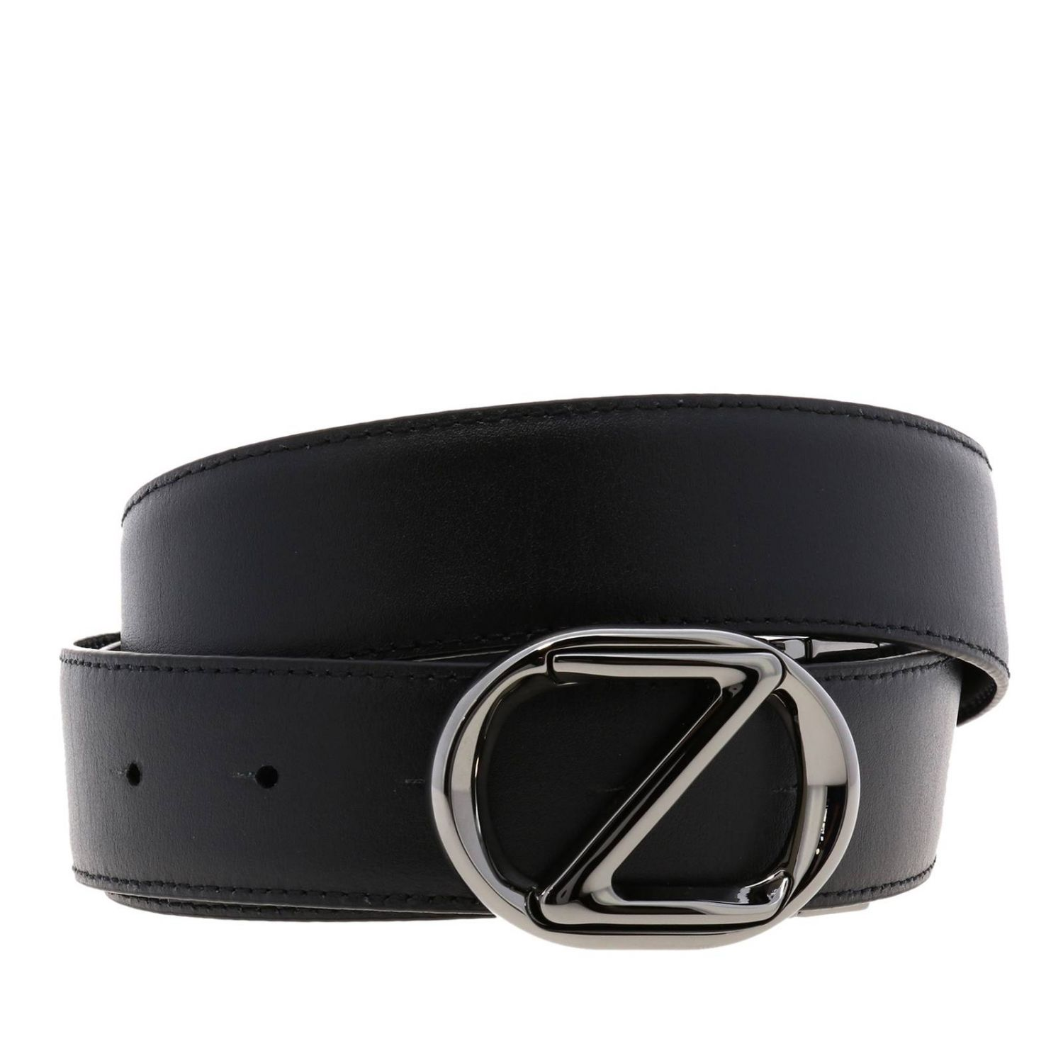 Belt Z Zegna: Belt men Z Zegna black 1