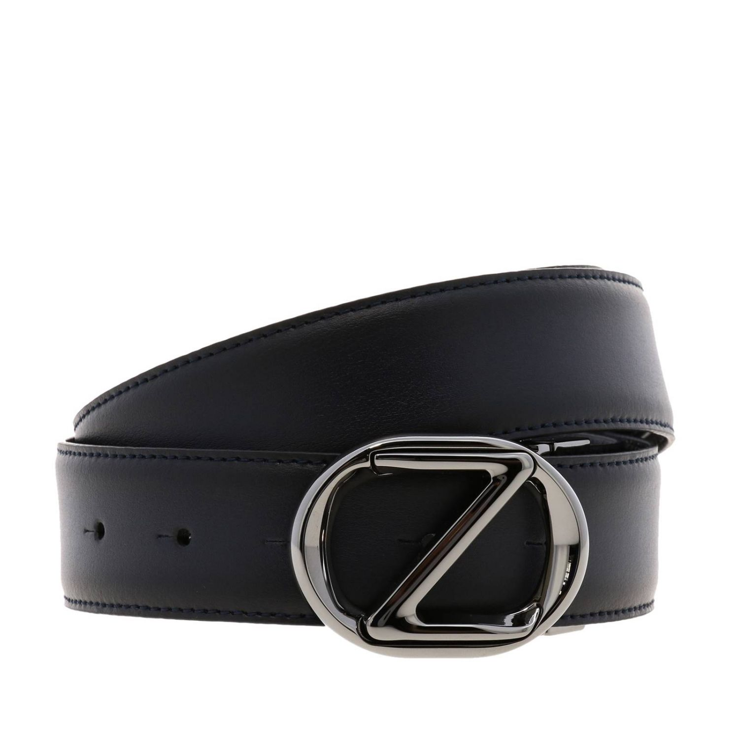 Belt Z Zegna: Belt men Z Zegna black 2